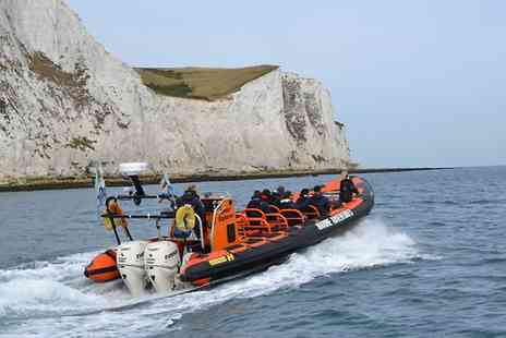 Dover Sea Safari - White Cliffs & Beyond Coastal RIB Tour - Save 50%