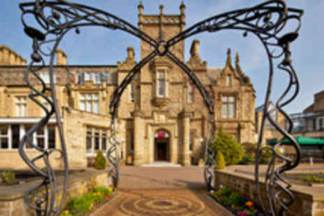 Mercure Hotels - Yorkshire Mansion House Getaway for Two - Save 38%