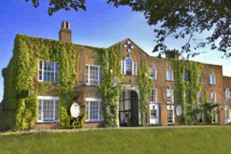 Dragonfly Hotels - Overnight Dining Stay in an Elegant Surrey Coaching Inn - Save 41%