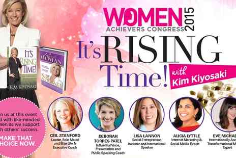 Success Resources - Entry to Women Achievers Congress - Save 30%