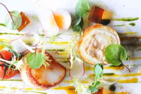 Thackerays Restaurant - Michelin Starred Tasting Menu Dinner & Coffees for 2 - Save 24%