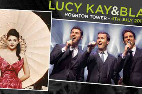 Cuffe and Taylor - General tickets to Lucy Kay and Blake  - Save 54%