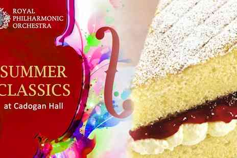 Royal Philharmonic Orchestra - Ticket to Royal Philharmonic Orchestra - Save 48%