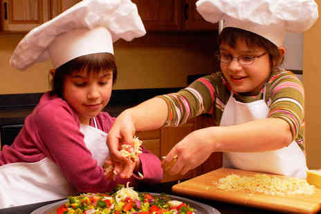Food Positive - Pizza Making Workshop for One  - Save 50%