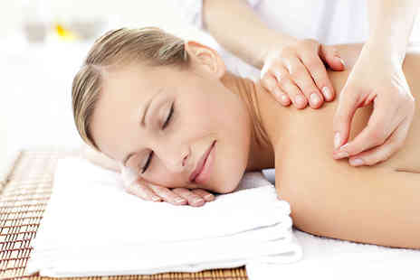 Shujun Healthcare  - 30 minutes of acupuncture or choice of 30 minute massages  - Save 73%