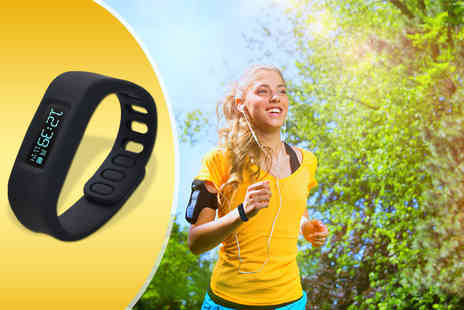 Aven Republic - Bluetooth sports and fitness SmartBand  - Save 73%