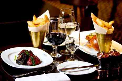 Reform Social and Grill - Steak dinner for two including a bottle of wine  - Save 51%