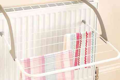 Mooch  - Clip On Clothes Airer - Save 65%