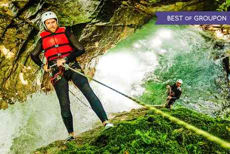 Truth and Trust Adventure -  Full Day Truth and Trust Outdoor Adventure Day  - Save 85%