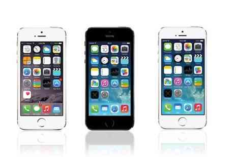 Yellowstone Partners - Refurbished Sim Free Unlocked iPhone 5S With Free Delivery - Save 0%