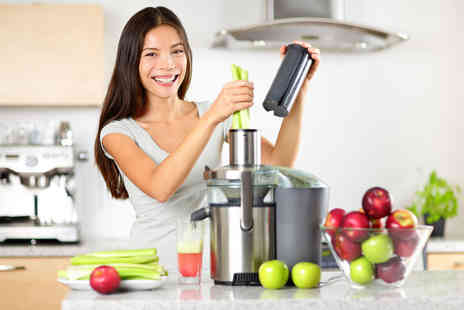Alexanda Hamilton Group - Three hour juice making workshop with Mrs Juicy -  - Save 85%