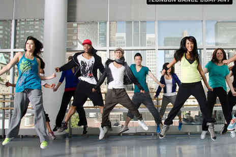 The London Dance Company - Five Zumba Classes - Save 76%