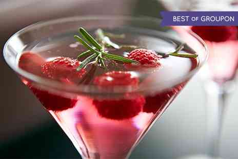 Chelsea Bar and Brasserie - Cocktails and Nibbles For Two  - Save 50%