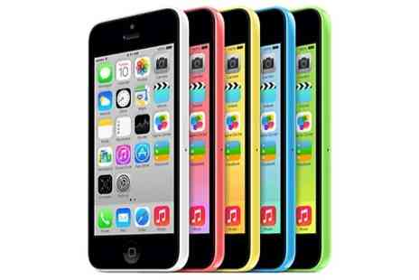 Yellowstone Partners - Refurbished Apple iPhone 5C 8GB 32GB in Choice of Colour With Free Delivery - Save 0%