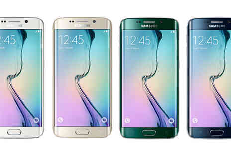 Smart Cherry mobiles - Grade A Refurbished Samsung Galaxy S6 Edge G925 - Save 23%