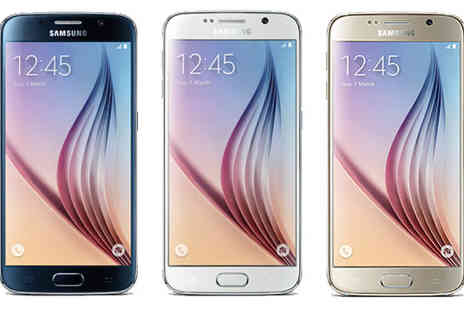 Smart Cherry mobiles - Grade A Refurbished Samsung Galaxy S6 G920 32GB - Save 26%