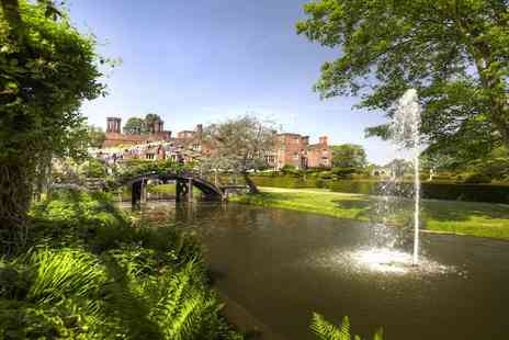 Great Fosters Country House Hotel - Enjoy One luxurious night stay  with breakfast, champagne & more - Save 35%