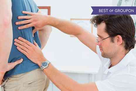 The House Clinics - Chiropractic Consultation, Treatment and Massage - Save 72%