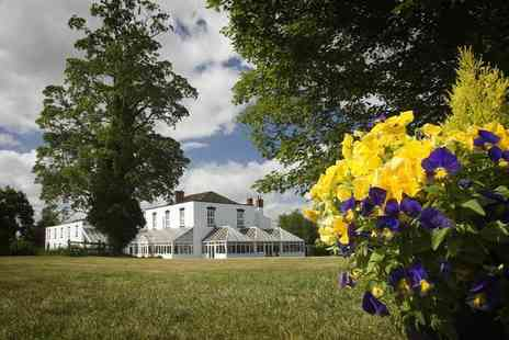 The Wroxeter Hotel - Afternoon tea for Two with a glass of sparkling wine each  - Save 61%