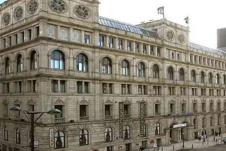 Britannia Manchester Hotel - One night breaks for two   - Save 37%