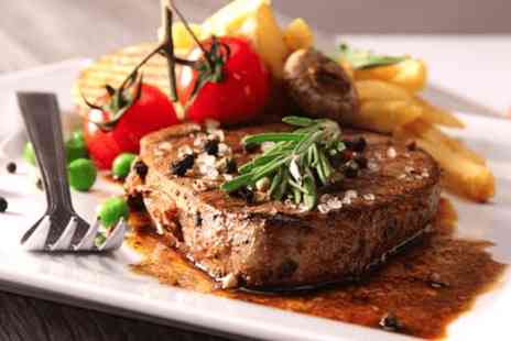 Brasserie 19 -  Family meal for 2 adults & 2 children Plus a carafe of wine - Save 0%