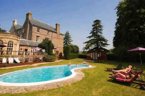 Peterstone Court Hotel - Spa entry with afternoon high tea in the scenic surroundings of the Brecon Beacons - Save 0%