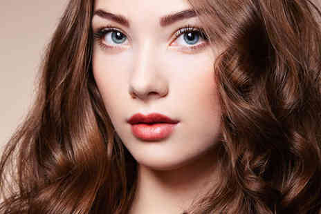 JAMM Hair Design - Haircut, Blow Dry, and Conditioning Treatment, or Haircut and Blow Dry with Full Head of Highlights or Full Colour and T Section Highlights  - Save 65%