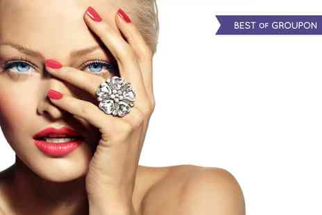 Radiance Hair and Beauty - Choice of Manicure or Pedicur - Save 55%