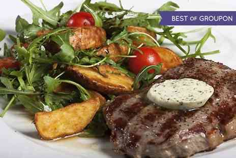 The Ringlestone Inn - Two Course Meal For Two  - Save 62%