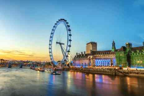 City Cruises - Three  day adult River Red Rover Hop on Hop off pass for the River Thames - Save 0%