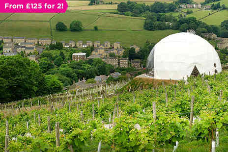 Holmfirth Vineyard - A Wine Lovers Paradise on the Edge of the Peak District - Save 0%