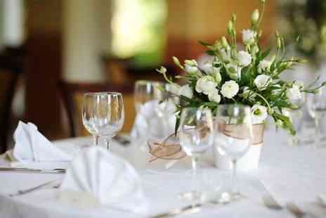 The Salutation Hotel - Midweek Wedding Package For 70 Day and 100 Evening Guests - Save 62%