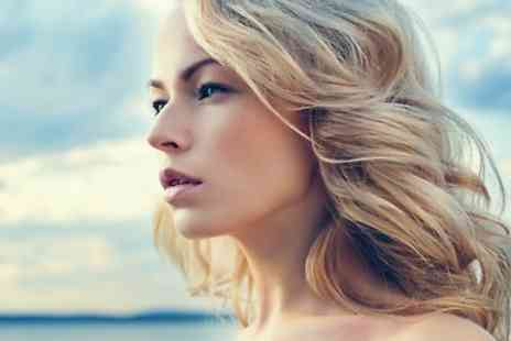 Stony Beyoutiful - Cut and Blow Dry With Half Head Highlights - Save 0%
