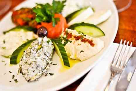 Cappadocia - Two Course Turkish Meal For Two - Save 61%