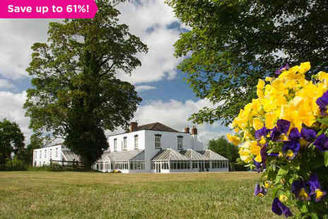 The Wroxeter Hotel - A Gourmet Treat in Historical Shropshire - Save 61%