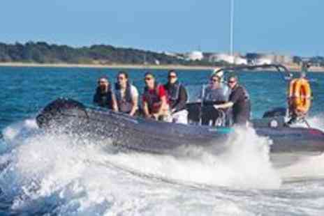 Seadogz -  High speed summer boat ride on the Solent for one - Save 0%