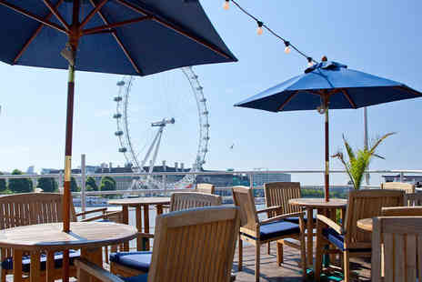 R.S. Hispaniola - Thames Afternoon Tea with London Sightseeing Cruise - Save 37%