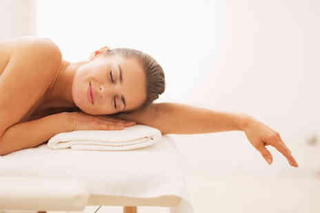The Beauty Room - One hour pamper package including massage and mini facial   - Save 66%