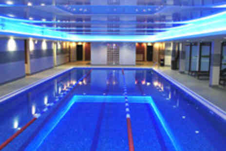 Roko Health Club - Health Club Leisure Day with Outdoor Pool Use for Two or More  - Save 57%