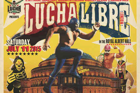 Como No Promotions - Lucha Libre Tickets to See Mexicos Masked Wrestlers  - Save 13%