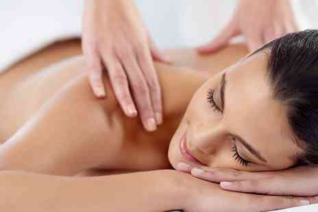 Hands on Healing - One 45 Minute or Four 15 Minute Treatments - Save 53%
