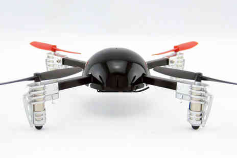 Extreme Fliers - Micro Drone 2.0 Quadcopter - Save 43%