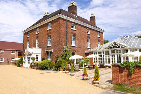 Hadley Park House Hotel - One Night stay in Shropshire - Save 0%