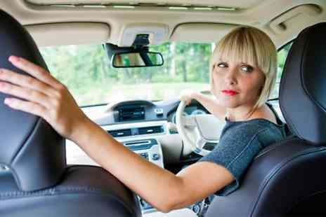 Driving Pal - Three Hours Driving Lessons of Beginners - Save 24%