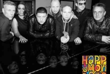 Stonegate - Ticket to Happy Mondays, Ash and Stereo MCs  - Save 0%