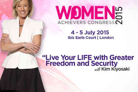 Success Resources - UK Womens Achievers Congress at Hotel Ibis Earls Court - Save 50%