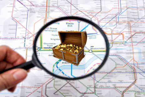 london premier walking tours - The London Underground Treasure Hunt - Save 0%