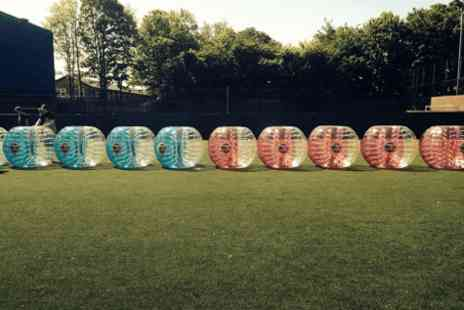 Xtreme Soccer  -   Zorb football match for up to 15 - Save 0%