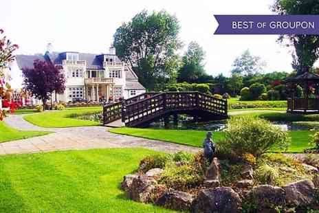 Rookery Manor - One or Two Nights stay For 2 With Breakfast and Spa Access - Save 40%