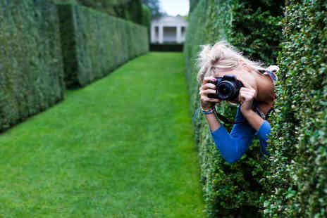 Frui - Three Hour Beginners DSLR Photography Course for One - Save 0%